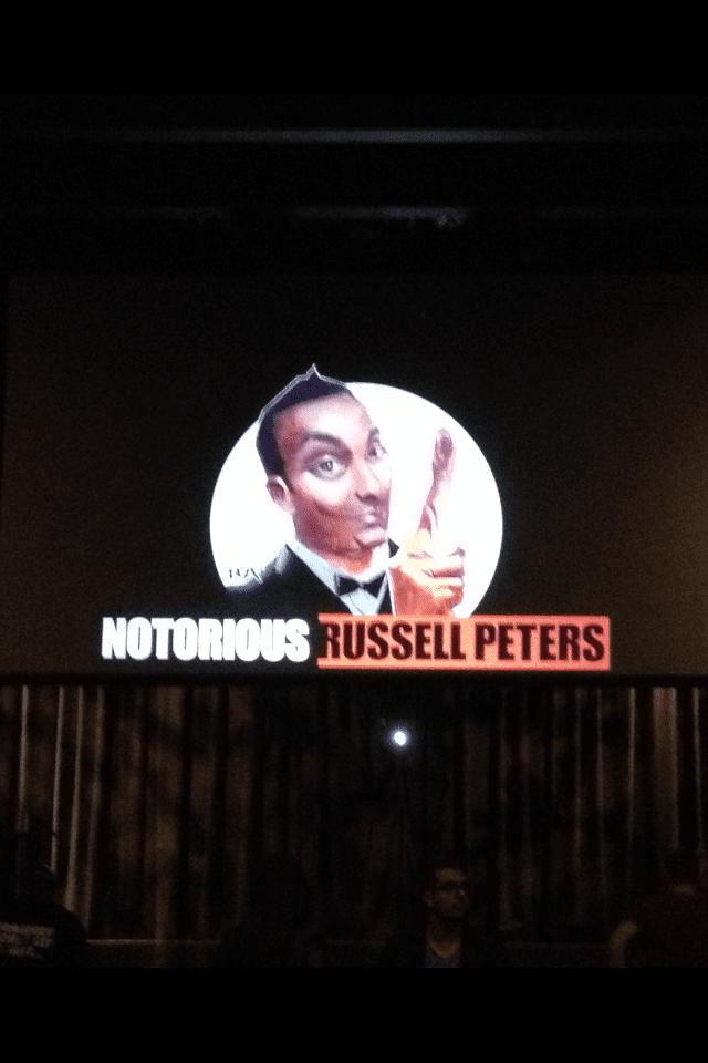 russel peters