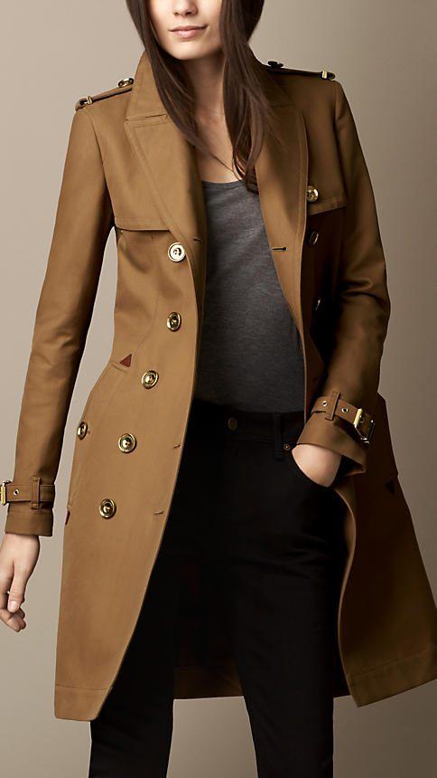 Burberry jakke