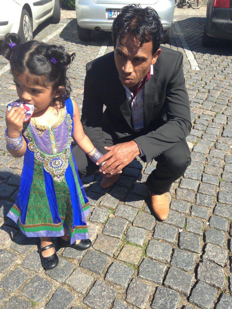 Thiviya og Mathi
