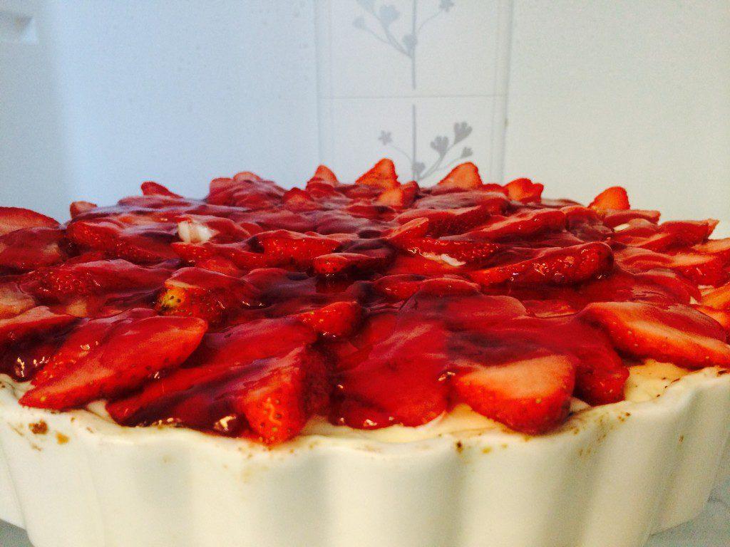 jordbærtærte 3