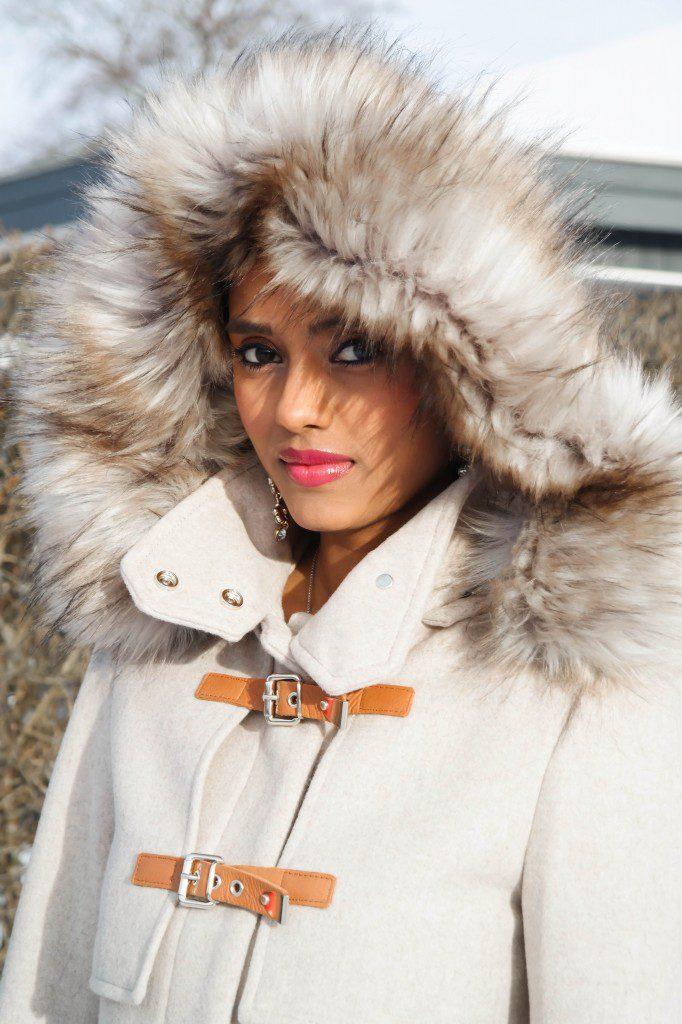 Frakke fra Zara