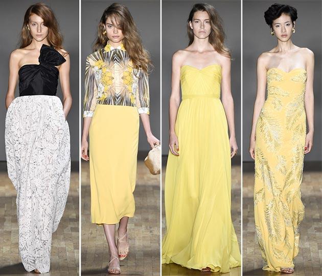 Modetendenser for foråret 2015