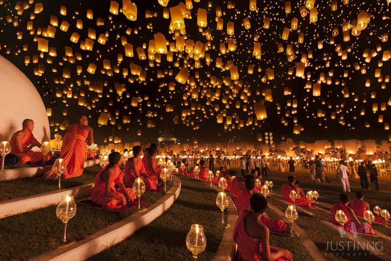 Lantern-Festival-Chiang-Mai