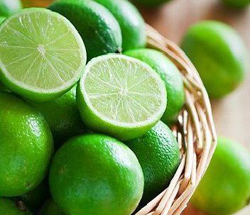 Lime lemonade