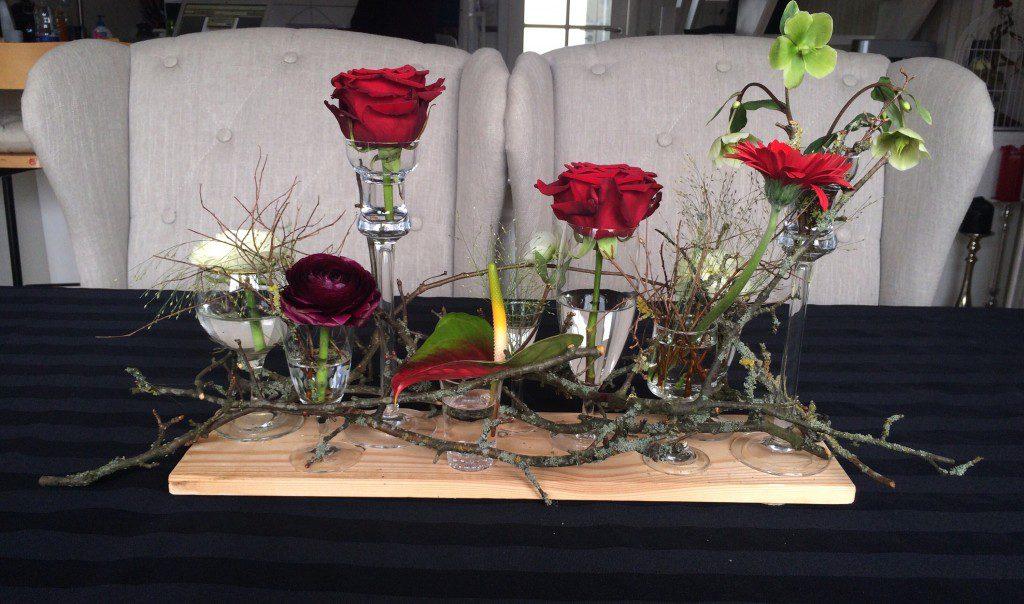 Kreativ med blomster archives for Billige deko
