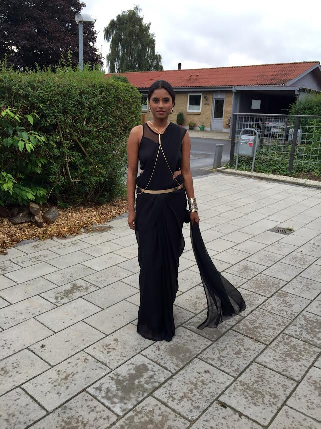 blacksaree